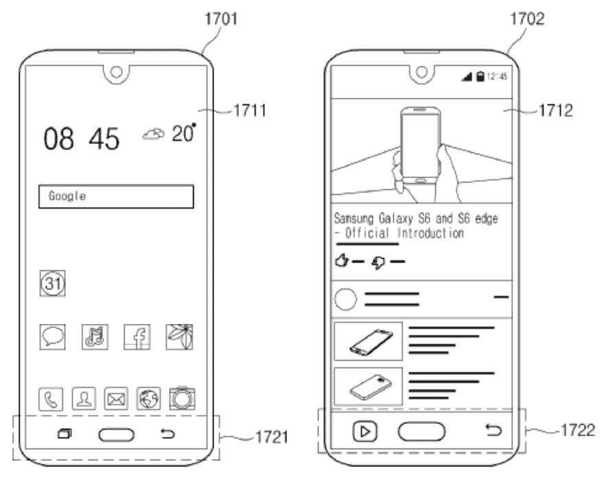 Samsung International Patent Filing PCT KR2017 007043 04