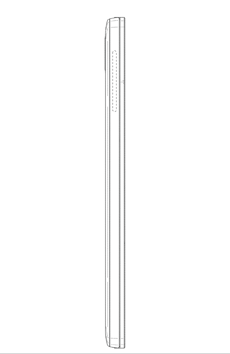 Samsung Patent Sliding Display Phone 12