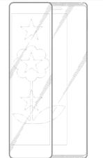 Samsung Patent Sliding Display Phone 17