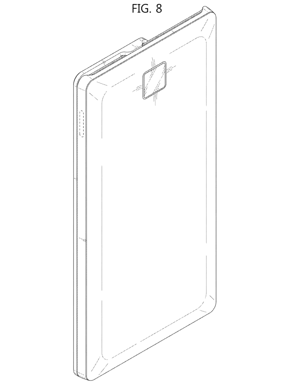 Samsung Patent Sliding Display Phone 20