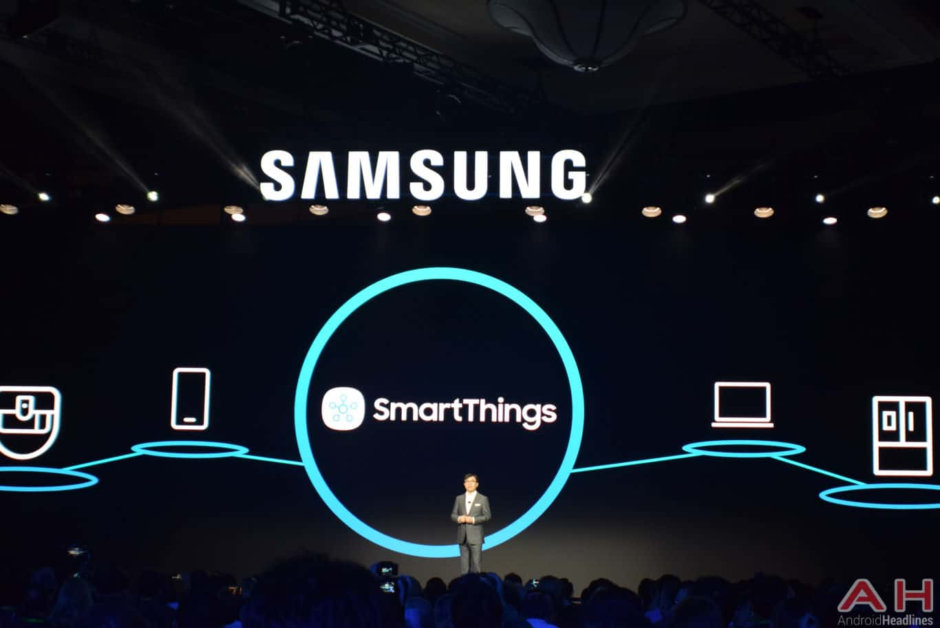 Samsung SmartThings CES 2018 AH 21 1