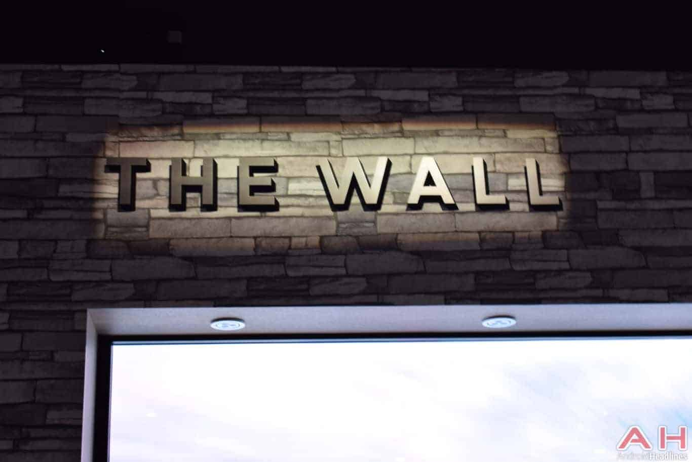 Samsung The Wall Modular MicroLED TV CES 2018 AH 6