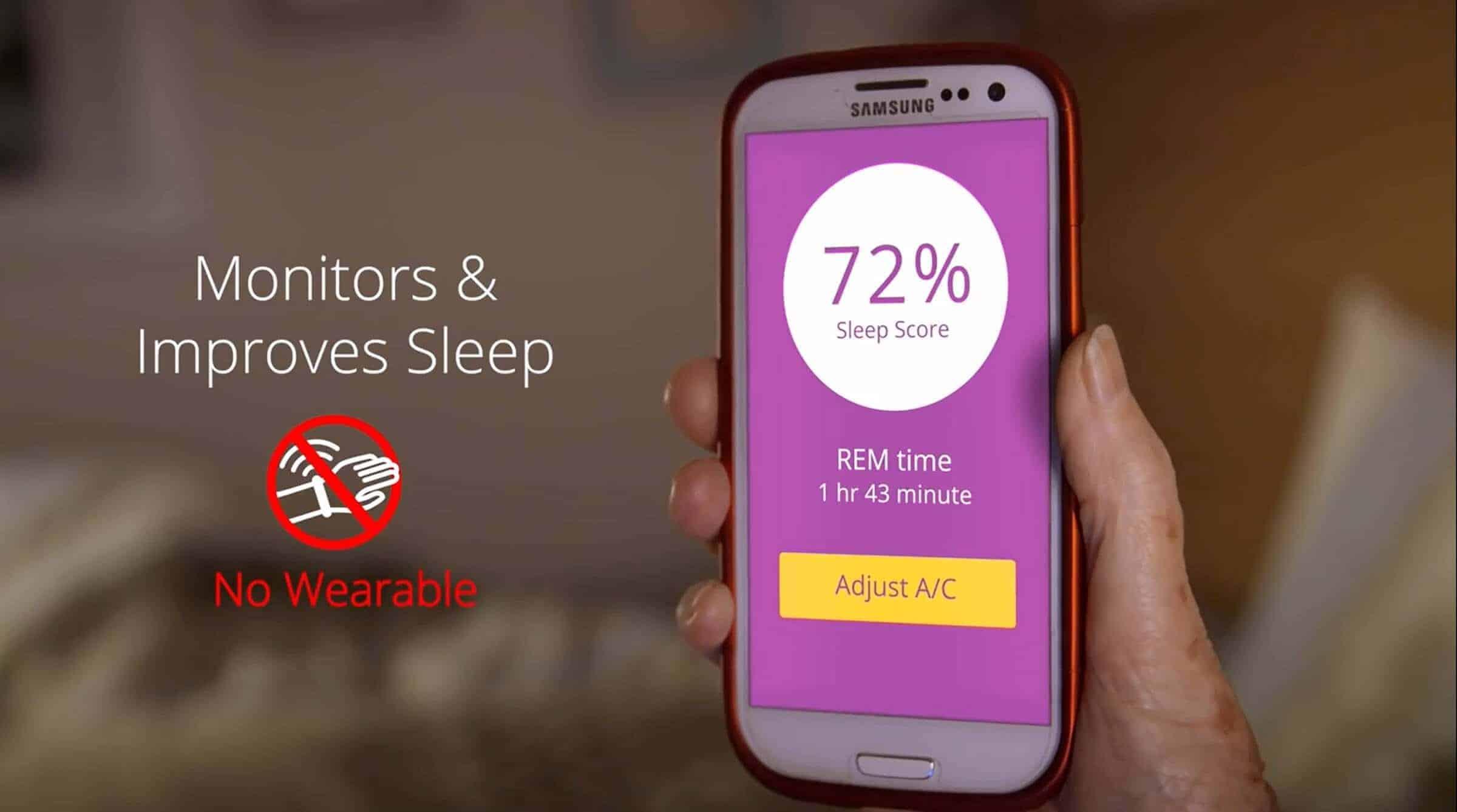 Sleep Tracking Vayyar CES 2018