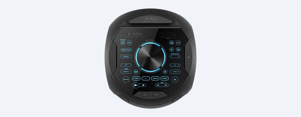 Sony MHC V71D 5