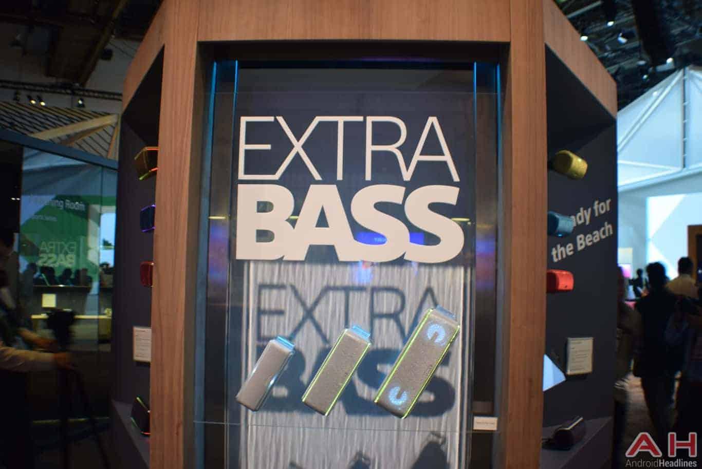 Sony SRS XB31 EXTRA BASS CES 2018 AH 11