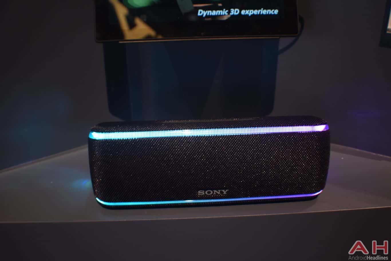 Sony SRS XB41 EXTRA BASS CES 2018 AH 5