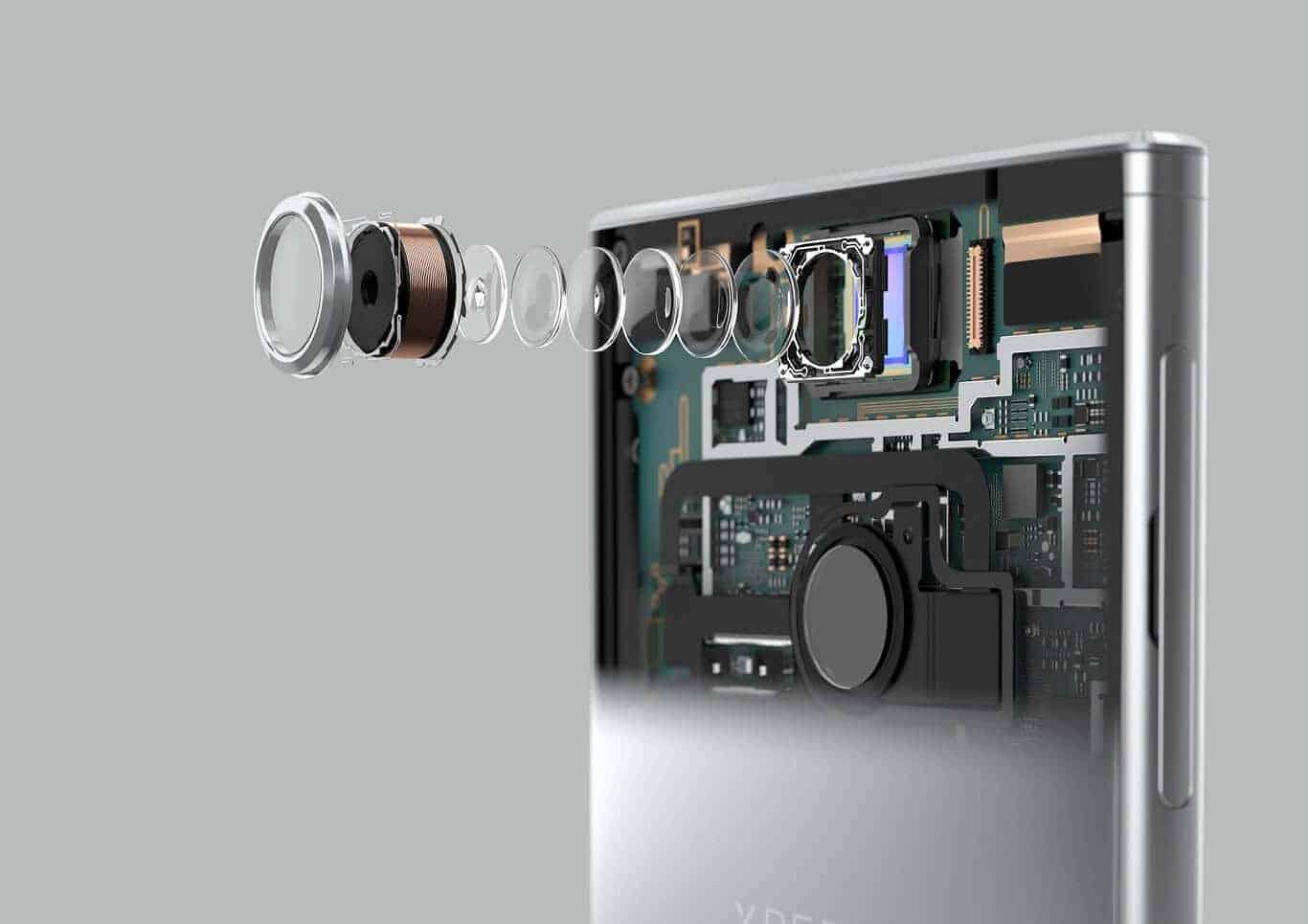 Sony Xperia XA2 7