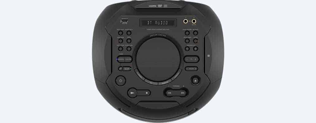 Sony mhc v41d 5