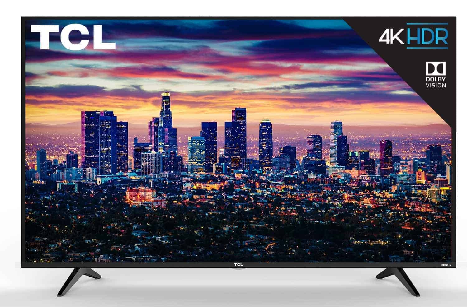 TCL 5 series TV front