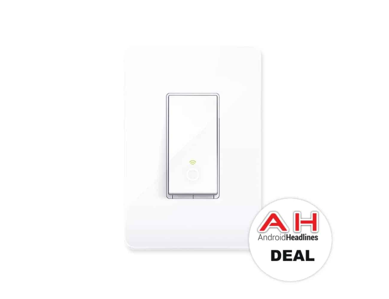 Deal: TP-Link Kasa Smart Wi-Fi Light Switch For $28 - Today Only ...