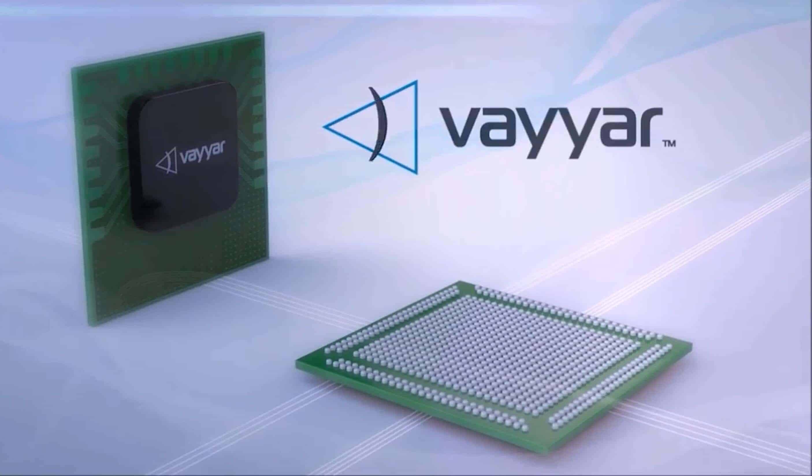 Vayyar Sensor CES 2018
