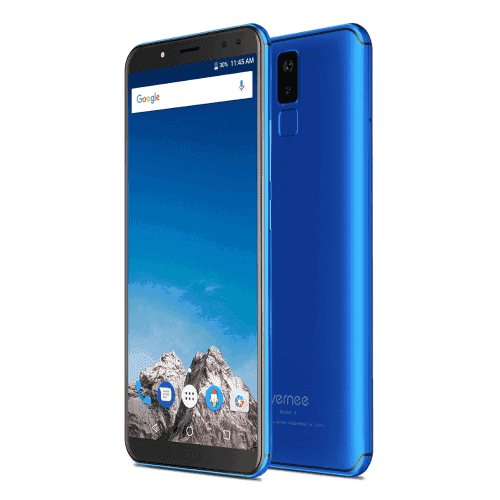 Vernee X 4GB RAM official image 3