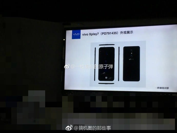 Vivo Xplay 7: in arrivo con display 4K e Ram da 10 GB?