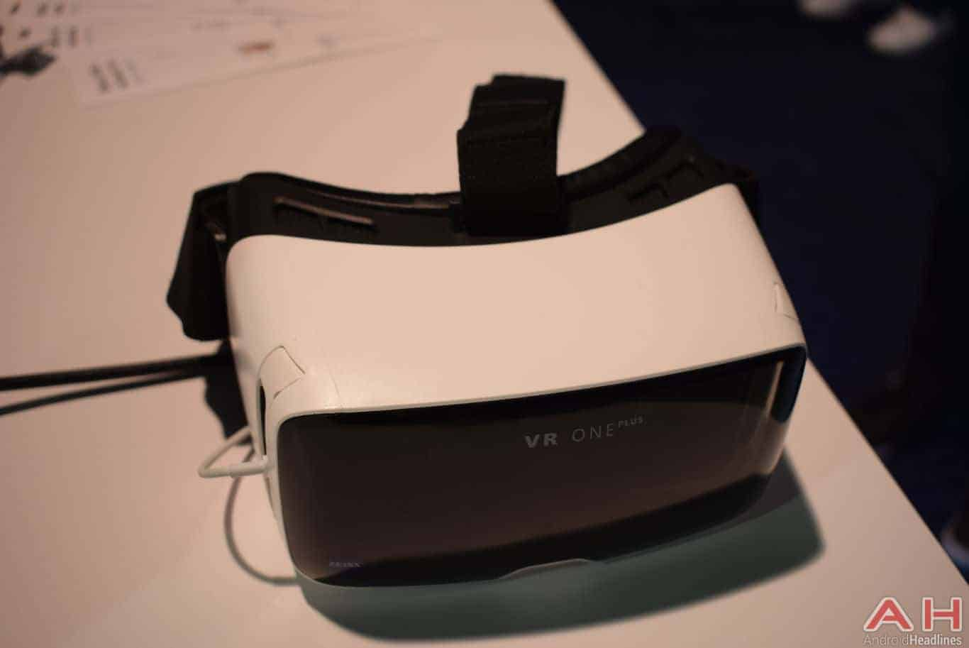 ZEISS VR ONE CONNECT CES 2018 AH 4