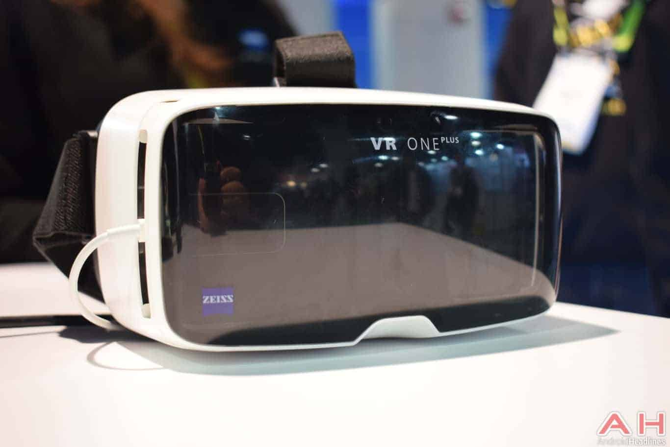 ZEISS VR ONE CONNECT CES 2018 AH 5