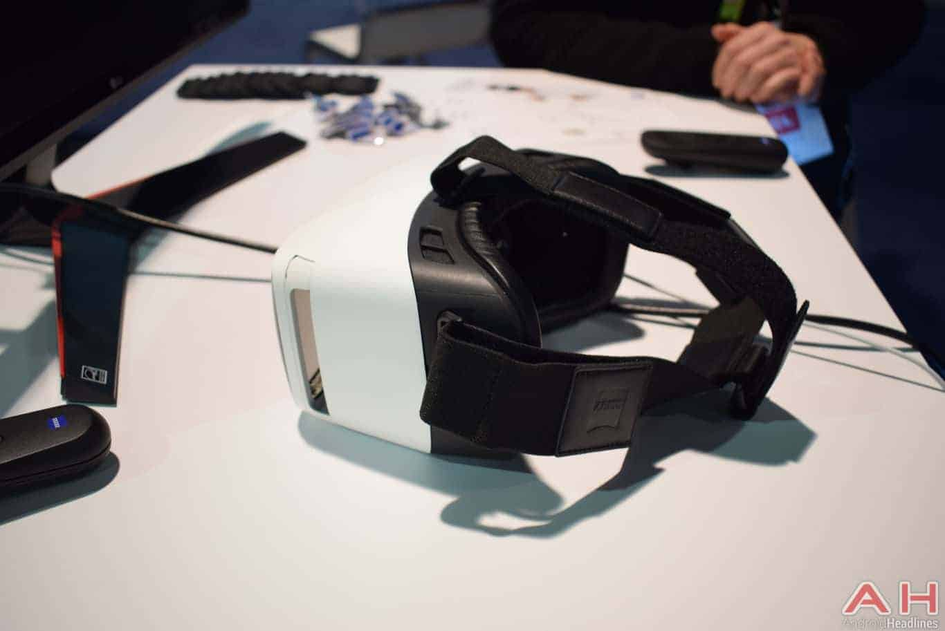 ZEISS VR ONE CONNECT CES 2018 AH 6