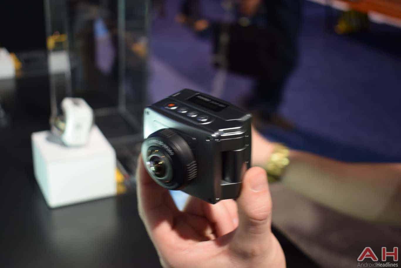 kodak PIXPRO 3D 360 VR Camera CES 2018 AH 5