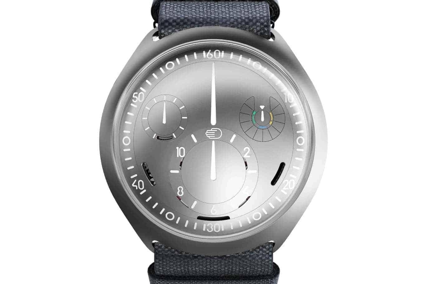 ressence Type 2 e Crown Concept smartwatch concept image 06