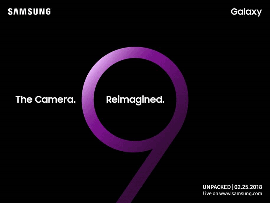 Supposedly Official Render Of Samsung Galaxy S9 Series Leaks