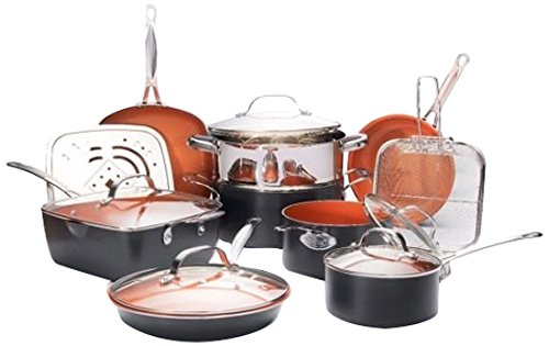 Save up to 25% on Gotham Steel Cookware and Bakeware