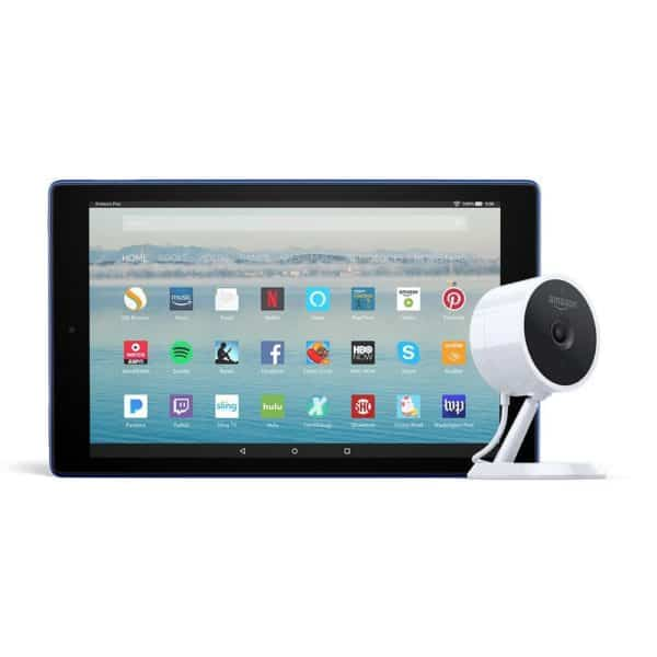 Amazon Fire HD 10 + Amazon Cloud Cam