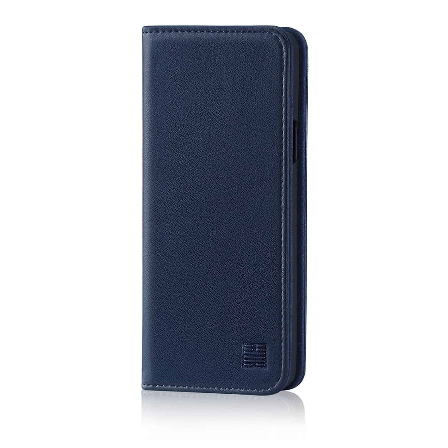 32nd Classic Series - Real Leather Book Wallet Case