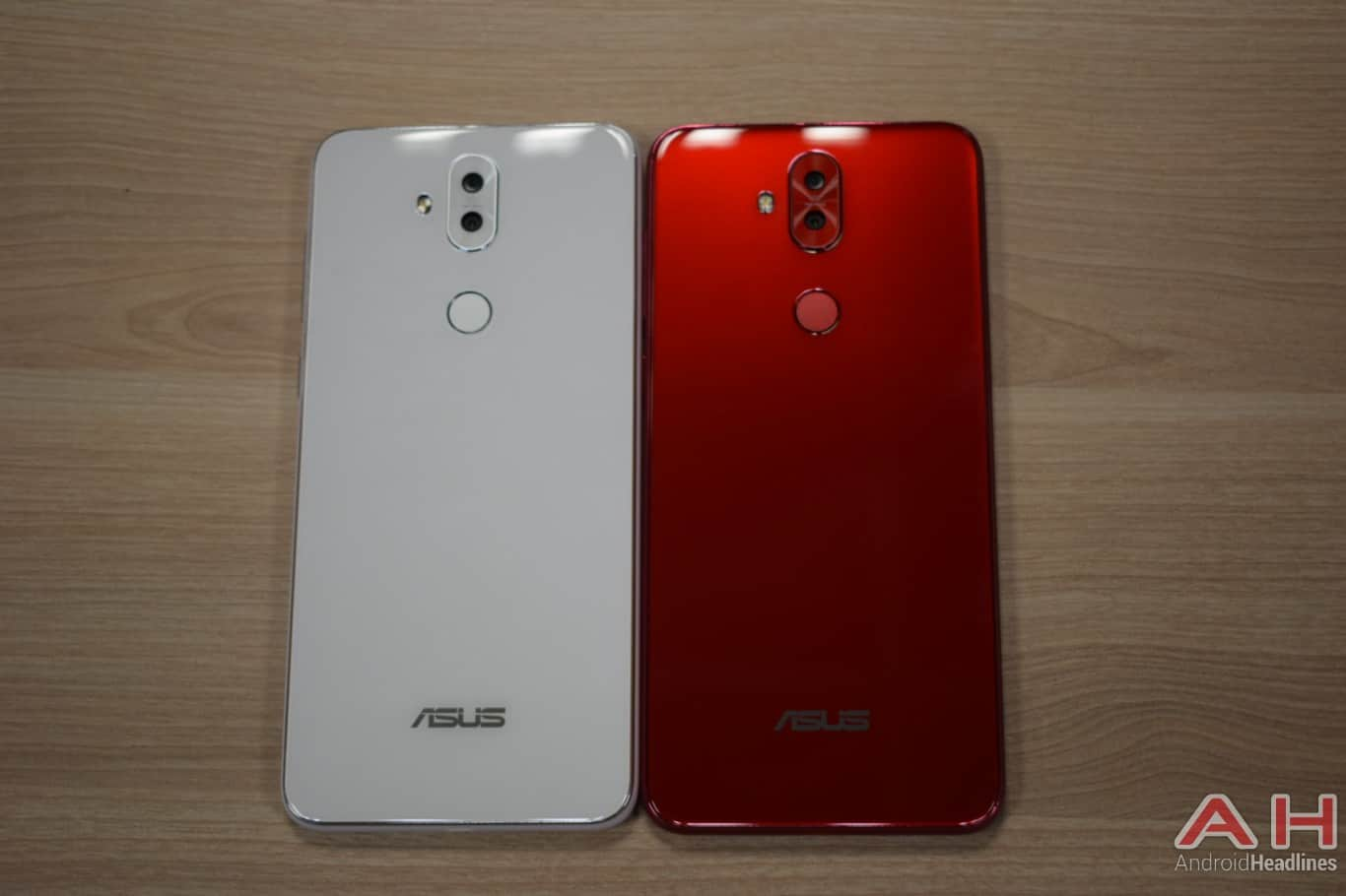AH ASUS ZenFone 5Q hands on MWC 2018 11