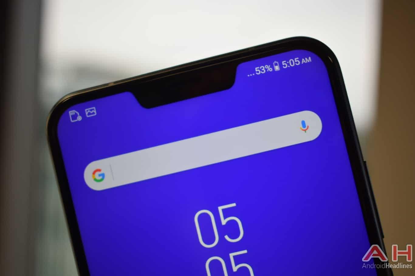 AH ASUS ZenFone 5Z hands on MWC 2018 10