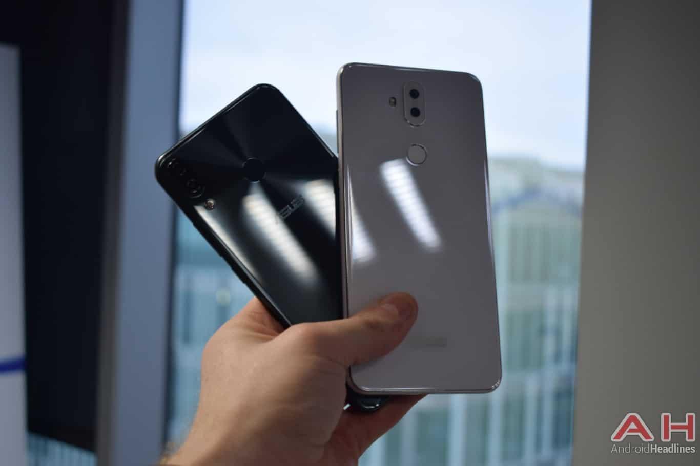 AH ASUS ZenFone 5Z hands on MWC 2018 17