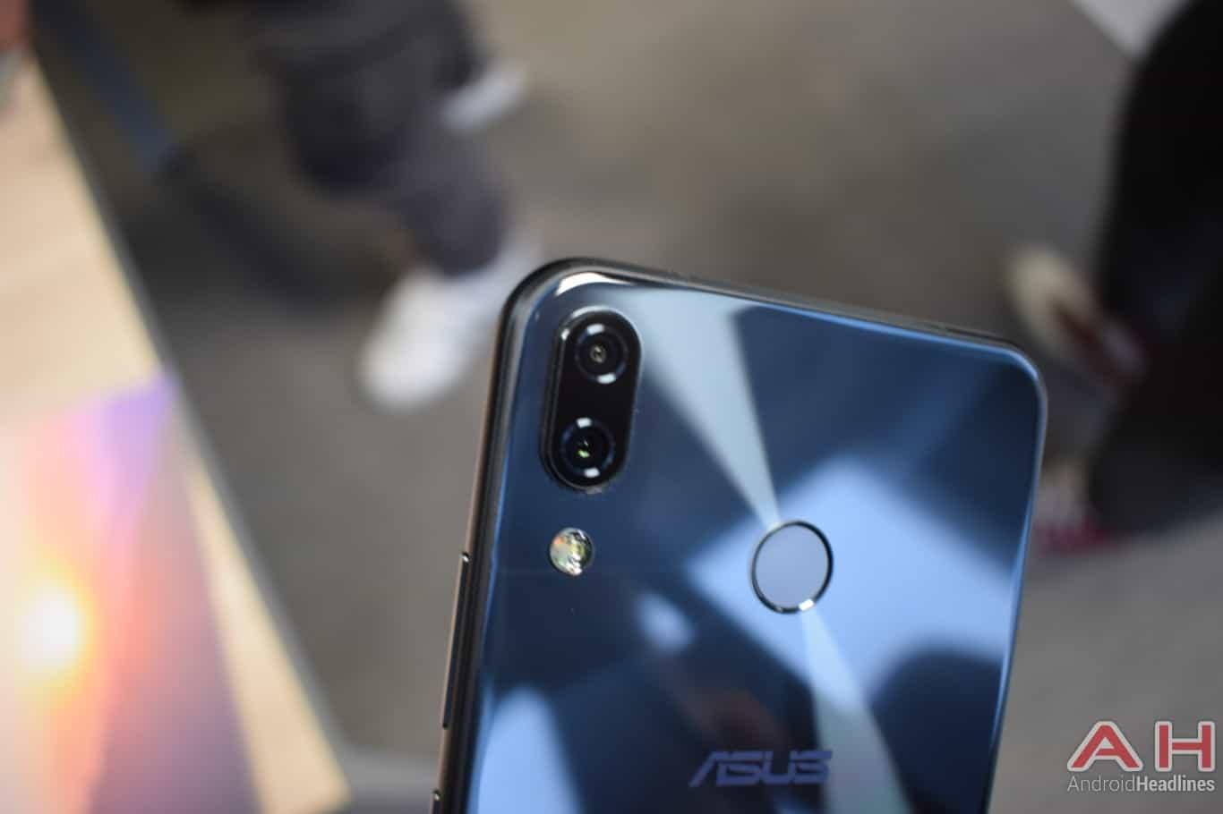AH ASUS ZenFone 5Z hands on MWC 2018 19