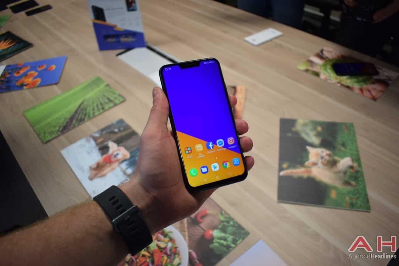 AH ASUS ZenFone 5Z hands on MWC 2018 3