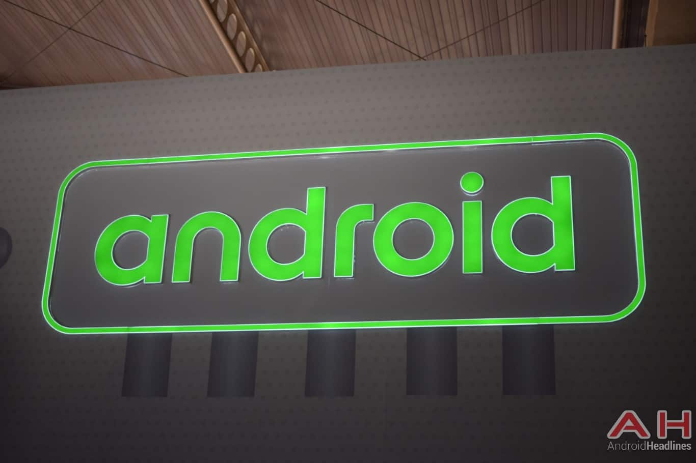 AH Android logo MWC 2018 12