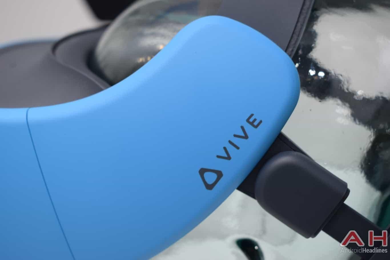 AH HTC Vive Focus MWC 2018 hands on 15