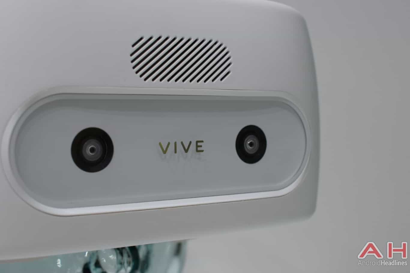 AH HTC Vive Focus MWC 2018 hands on 6