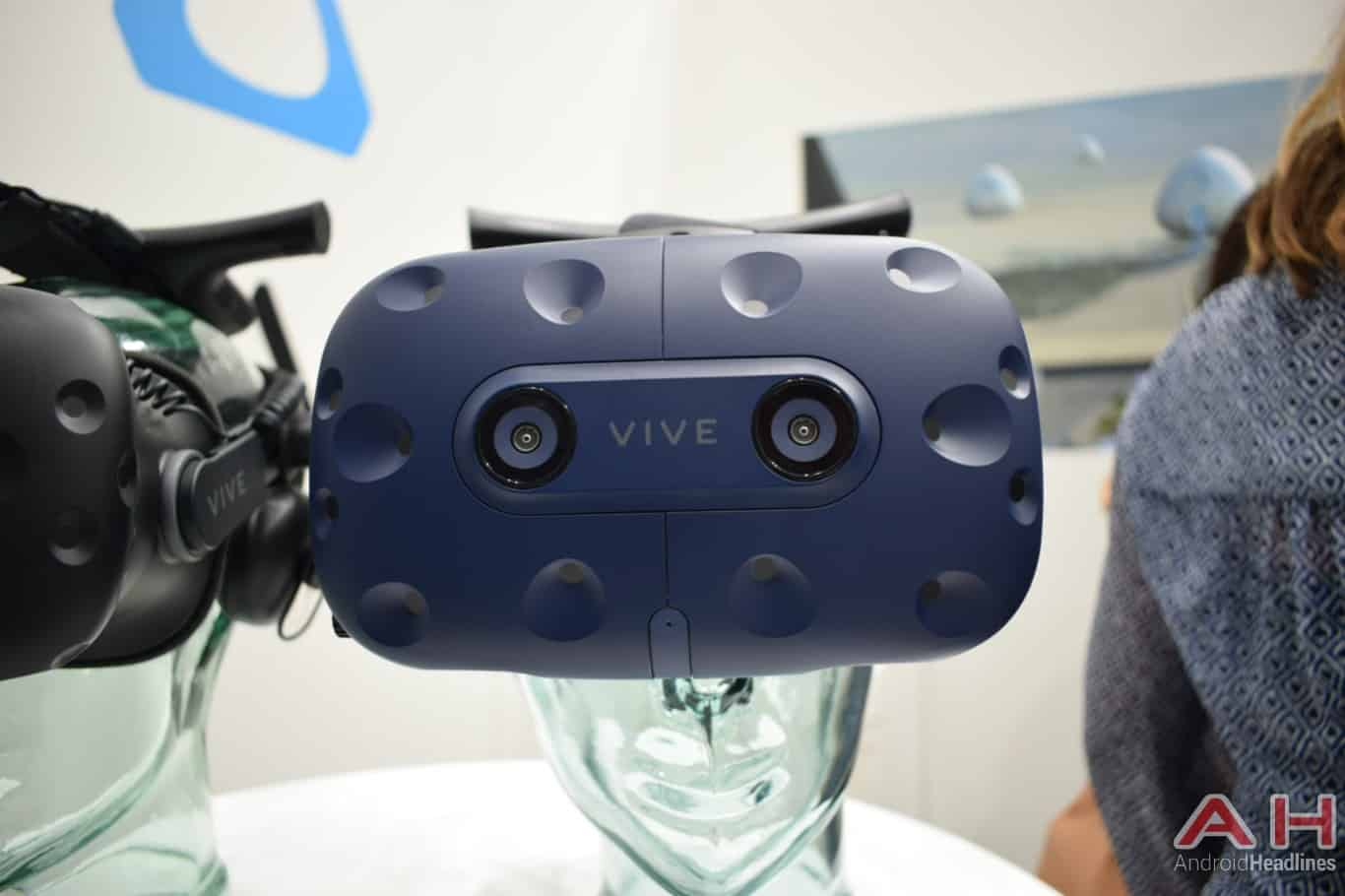 AH HTC Vive Pro MWC 2018 hands on 10
