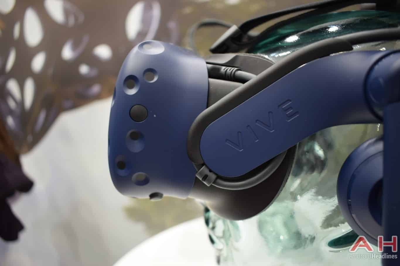 AH HTC Vive Pro MWC 2018 hands on 4