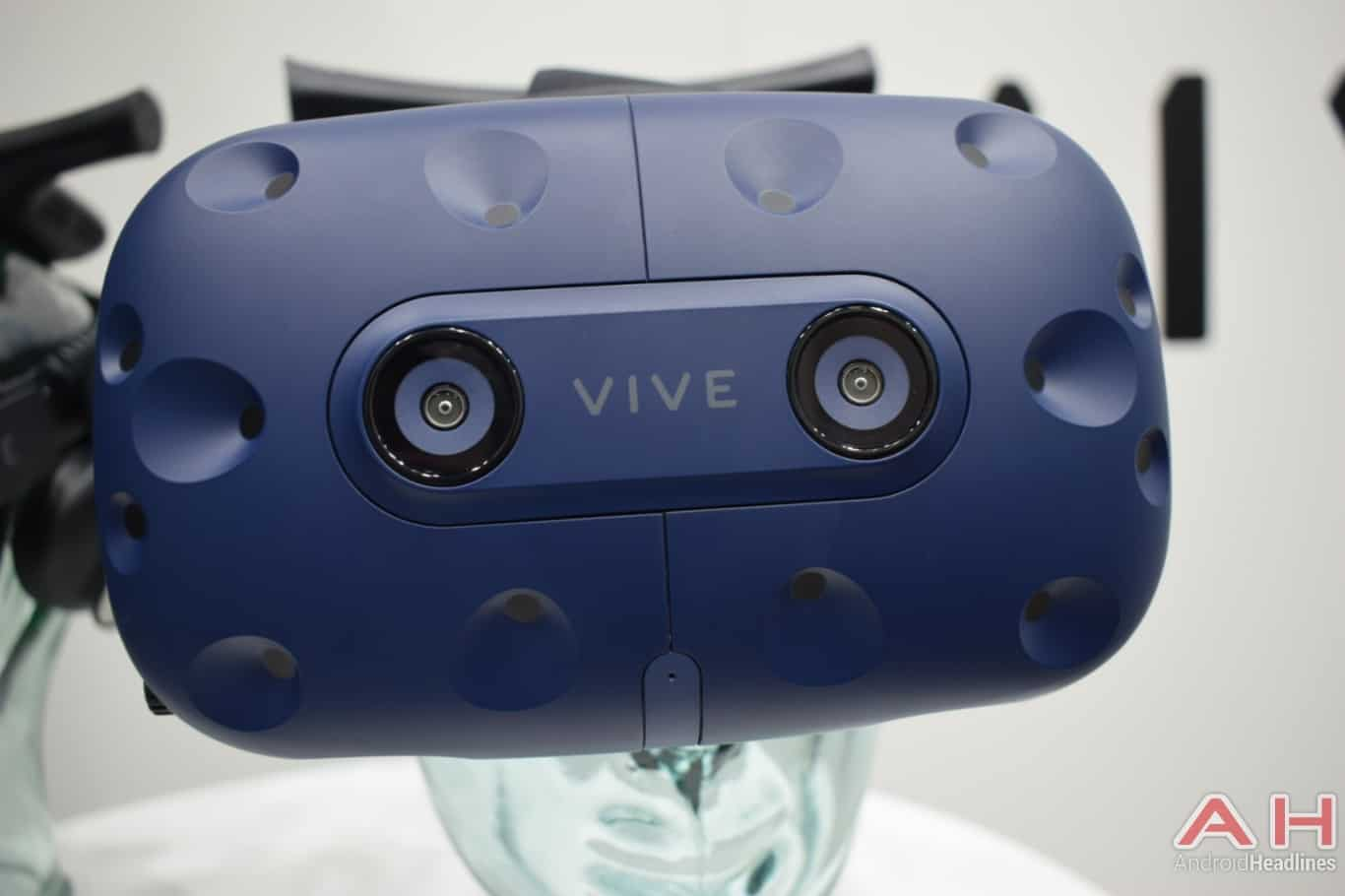 AH HTC Vive Pro MWC 2018 hands on 7