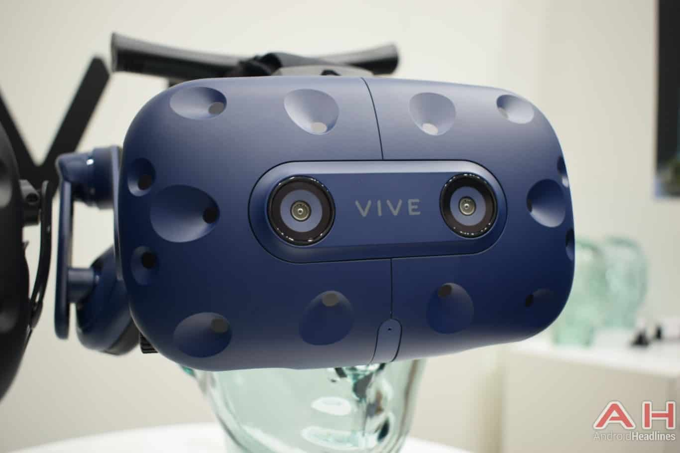 AH HTC Vive Pro MWC 2018 hands on 9