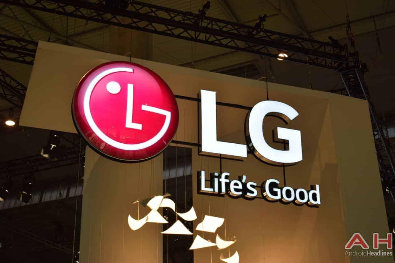 AH LG logo MWC 2018 1