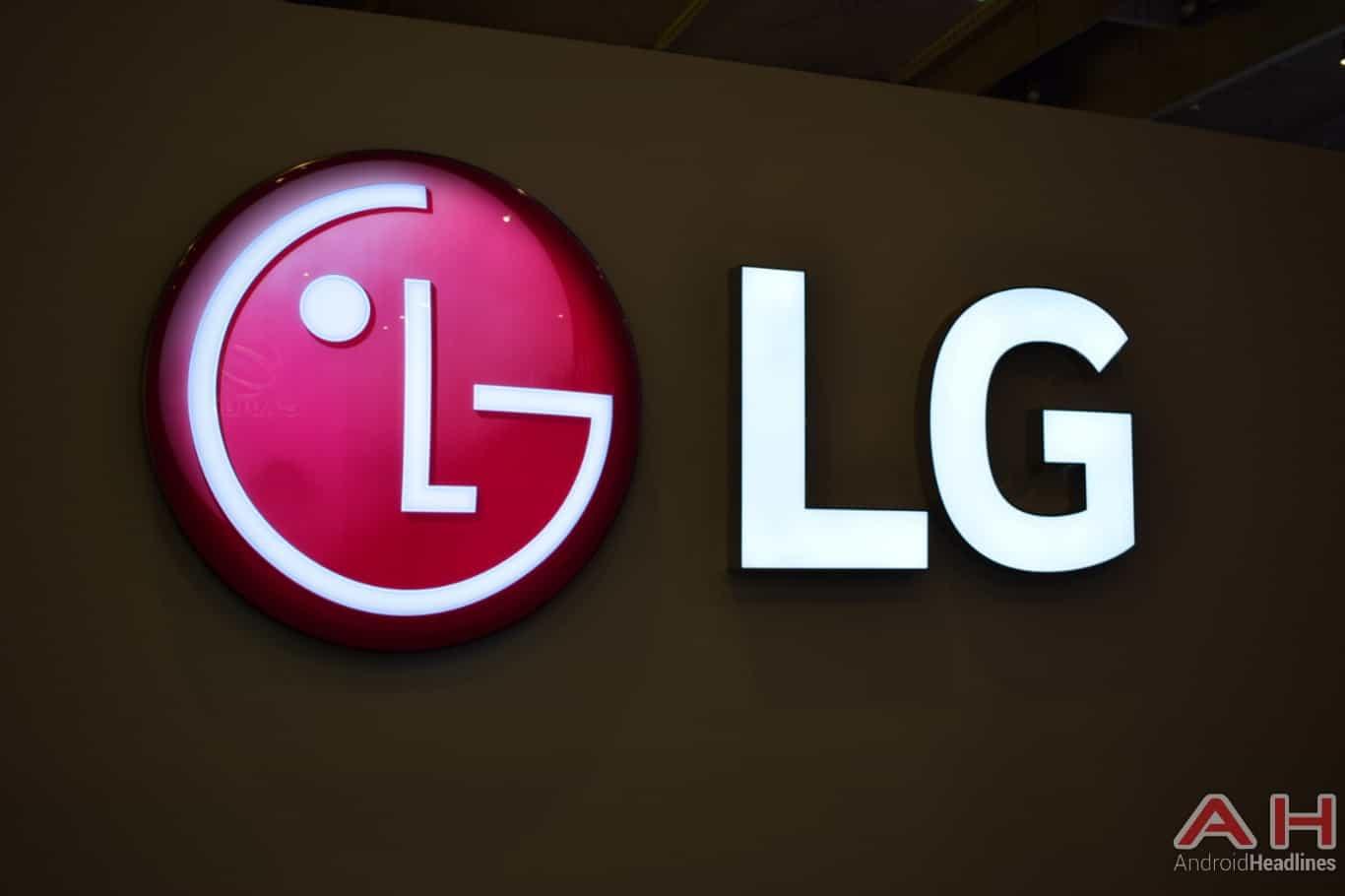 AH LG logo MWC 2018 34