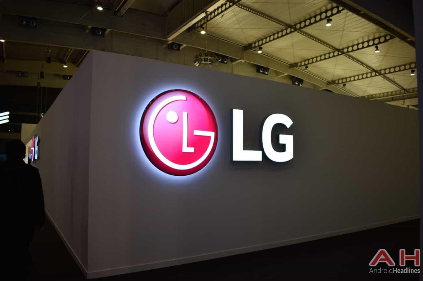 AH LG logo MWC 2018 44