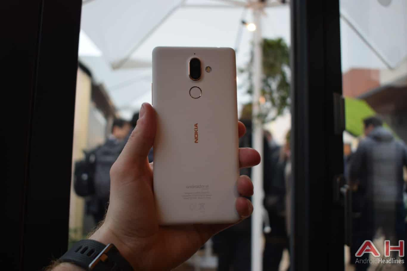 AH Nokia 7 Plus hands on MWC 2018 1