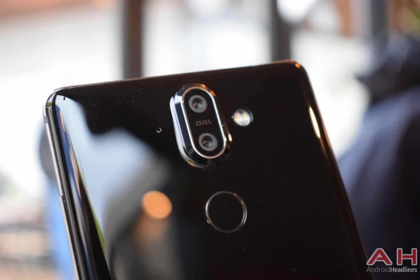 AH Nokia 8 Sirocco hands on MWC 2018 1
