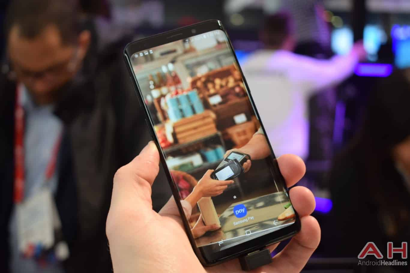 AH Samsung Galaxy S9 MWC image 116