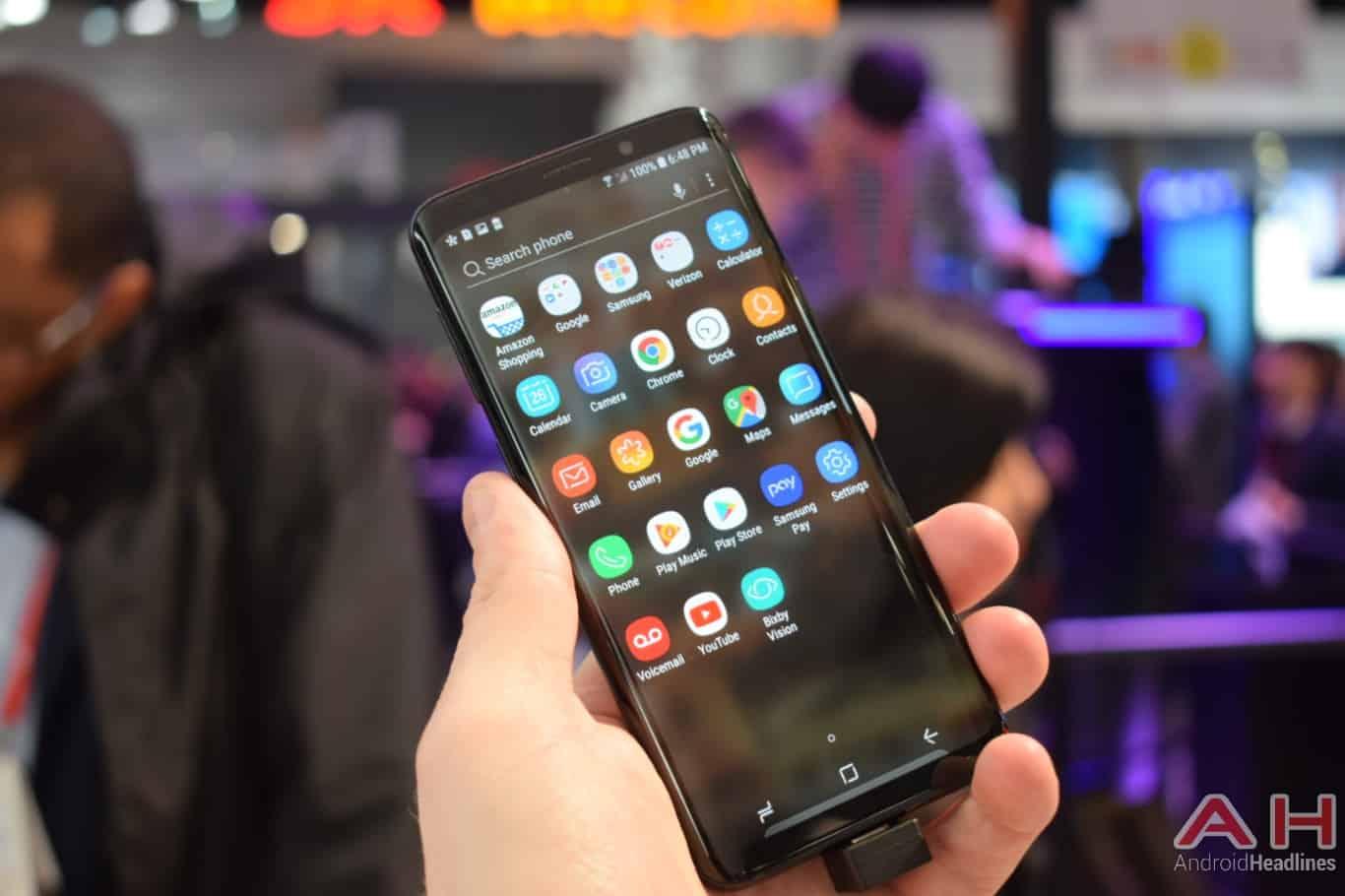 AH Samsung Galaxy S9 MWC image 117