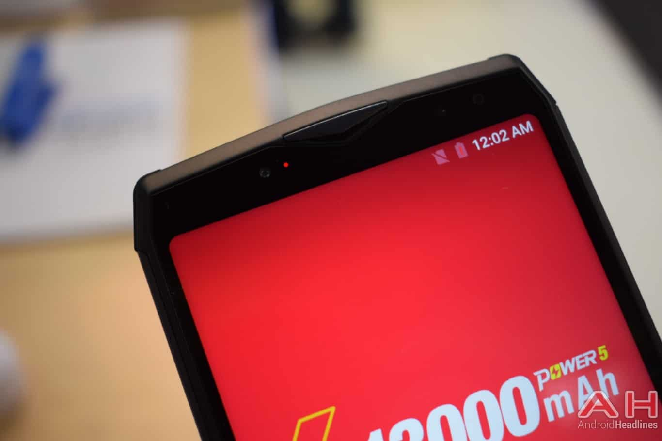 Hands On Ulefone S Power 5 With 13 000mah Battery Amp T2
