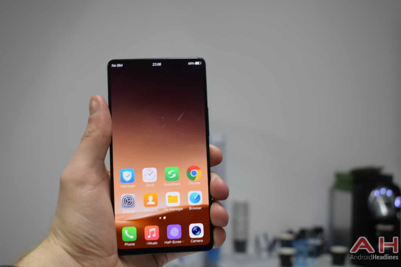 AH Vivo Apex concept MWC 2018 hands on 6