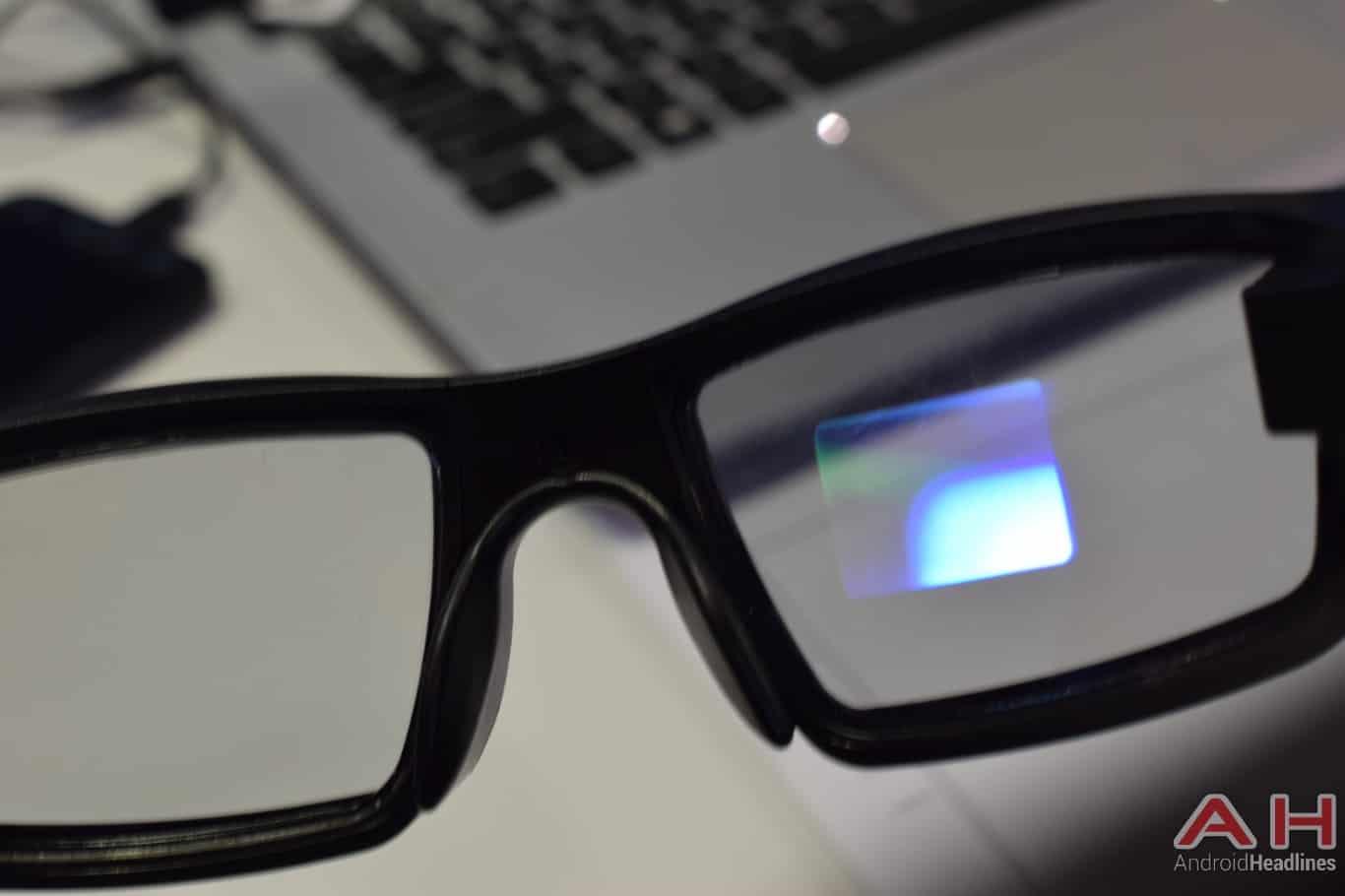 AH Vuzix Blade smartglasses MWC 2018 hands on 7