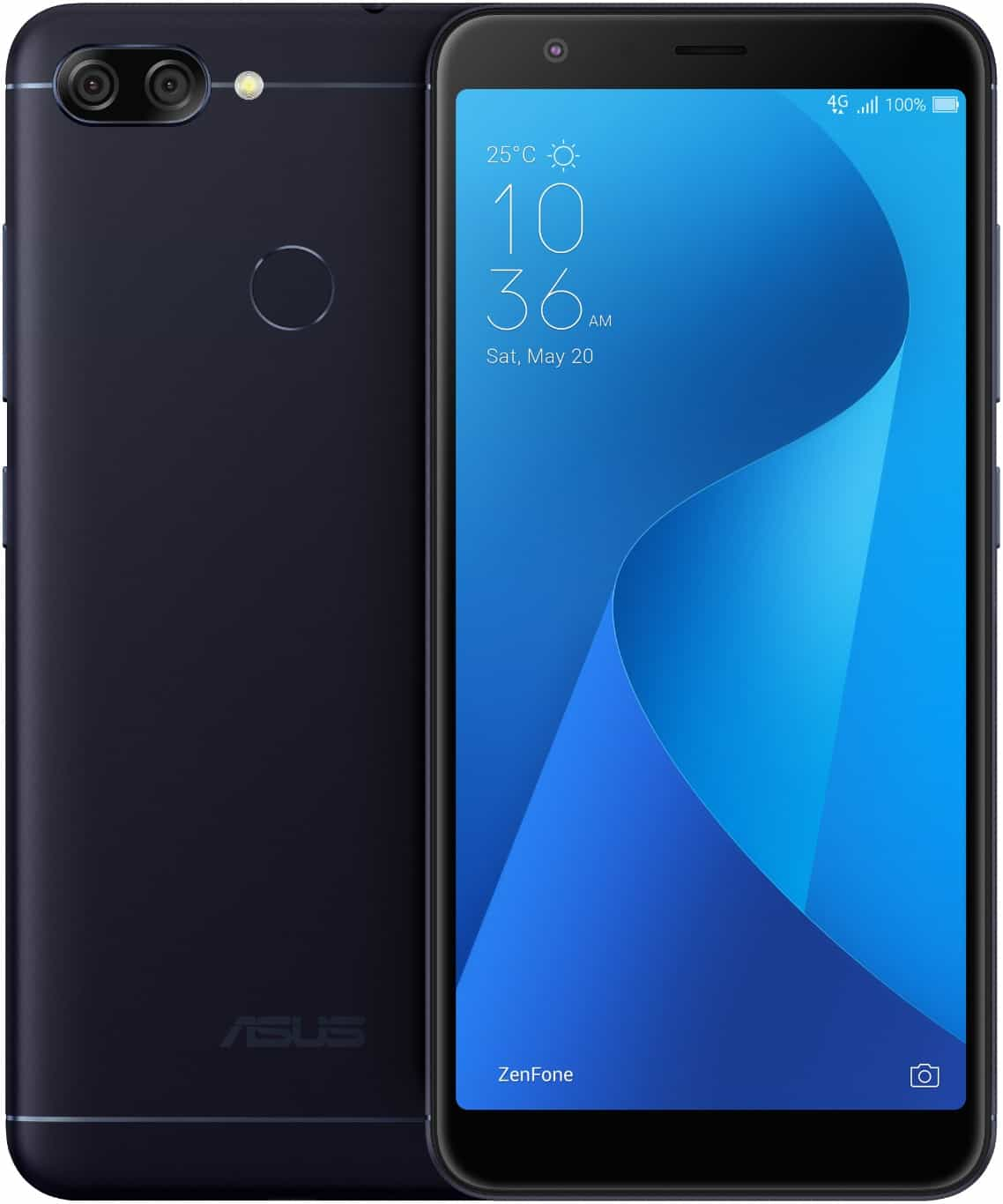 ASUS ZenFone Max Plus M1 official image 10