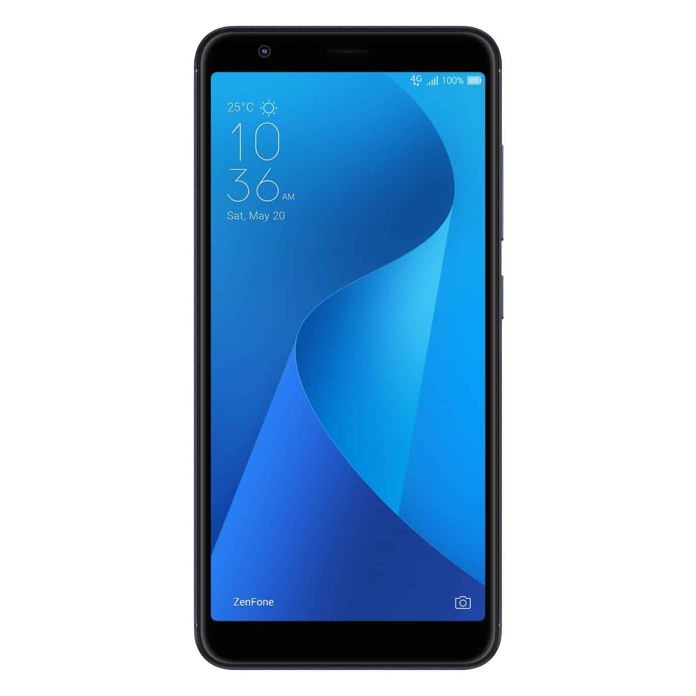 ASUS ZenFone Max Plus M1 official image 3
